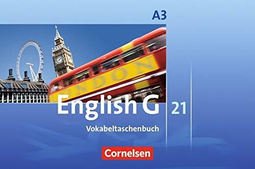 English G 21 - Ausgabe A: Band 3: 7. Schuljahr - Vokabeltaschenbuch