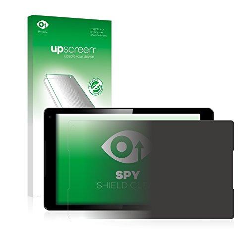upscreen Anti-Spy Blickschutzfolie kompatibel mit Vodafone Tab Prime 7 Privacy Screen Sichtschutz Bildschirmschutz-Folie