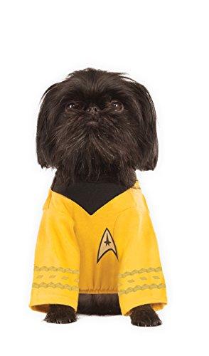 Star Trek kapitein Kirk hond kostuum