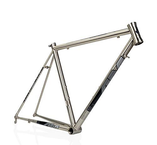 Am CLR6200 Reynolds 520 Materiali 700C Telaio Bici Da Strada & Forcella In Carbonio 55CM