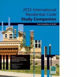 2015 INTL.RESIDENTIAL CODE STUDY COMP.