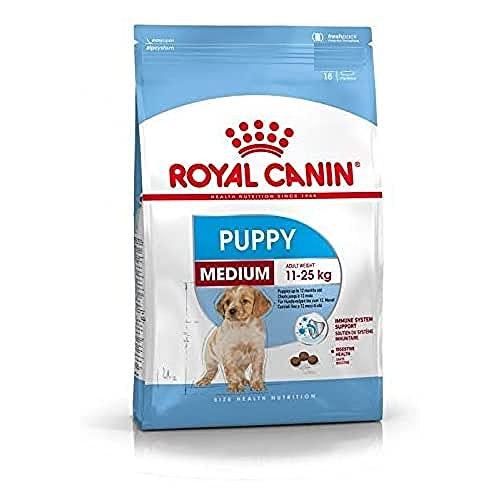 Royal Canin Dog Food Medium Junior 1 kg