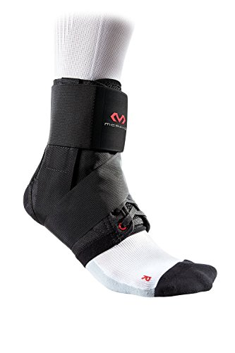 McDavid 195 Level 3 Max Protection Ankle Brace w Straps,X-Large