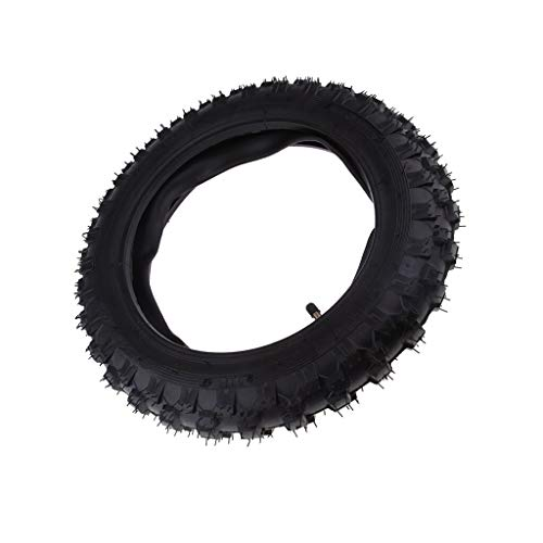 Best Prices! 2.50-10 2.50X10 Motorcycle Scooter Tire & Inner Tube Fit For Honda Crf50 Xr50 Rubber We...