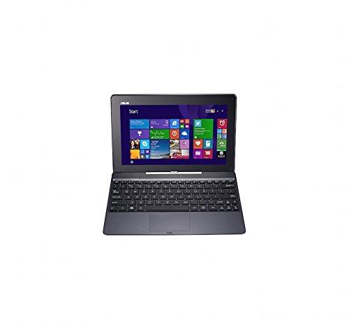 "ASUS Transformer Book T100TA-C1-GR 10.1"" Detachable 2-in-1 Touchscreen Laptop, 64GB (Grey)"