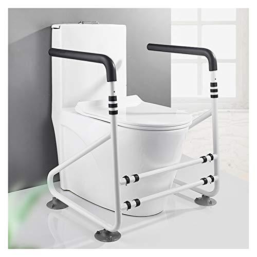 ALGFree-Sun Sonnensegel Stand Alone Toilettenschiene Zum Alter Mann Behindert, Schlagfrei Toilette Pflegeheim Badezimmer Helfen Badezimmer Sicherheitsunterstützungsrahmen rutschfest Mit Füßen