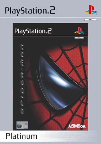 Spider-Man: The Movie Platinum (PS2)