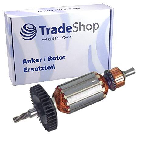 Anker Rotor Motor Ersatzteil mit Lüfter für Bosch Schlagbohrmaschine GSB 16 RE GSB16RE 3601A4E500 3601A4E530 3601A4E600