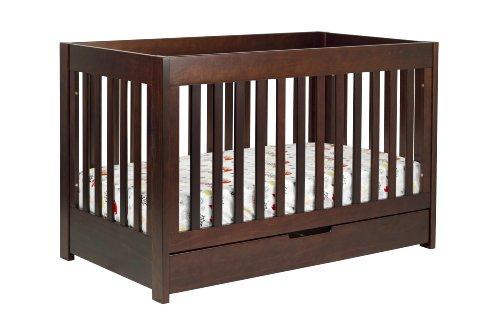 Babyletto Mercer 3 in 1 konvertierbares Kinderbett mit Speicher Produktbild