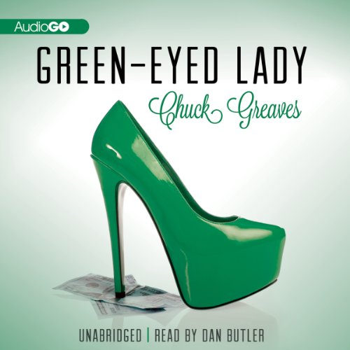 Green-Eyed Lady audiobook cover art