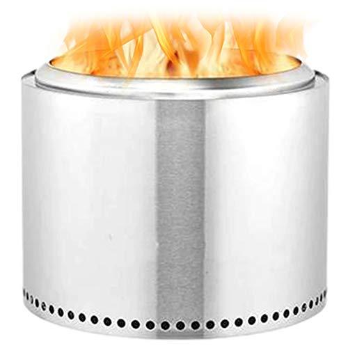 WTOKL Rauchfreie Feuerstelle aus...