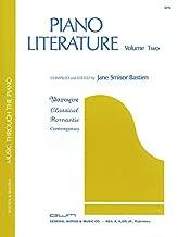 GP10 - Piano Literature Volume 2 - Bastien