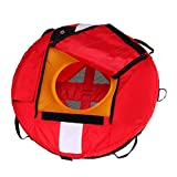 Scuba Dive Float Assembly, Trainingsboje - Eingebauter Sicherheitsball Schnelle Inflation Resin...