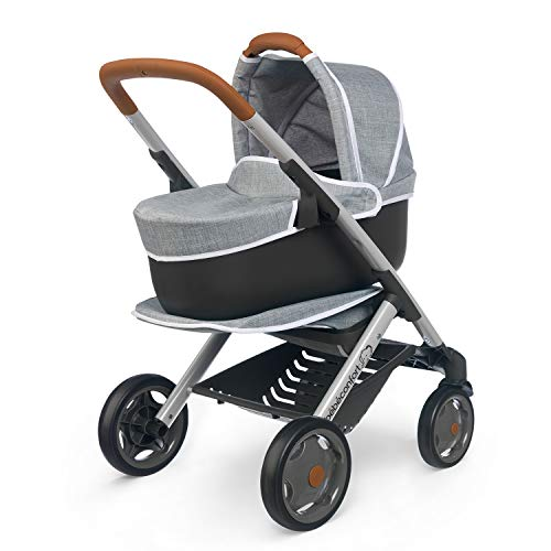 Why Choose Smoby Combi Bebe Comfort Grey,Color (253109