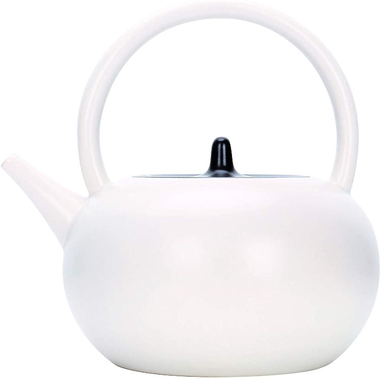 mas preferencial QIANDING QIANDING QIANDING Shuihu Tetera, hogar, Tetera, Tetera, Tetera de cerámica, Ceremonia del té Caldera de silbido (Talla   M)  alta calidad general