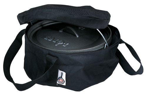 Lodge A1-12 Camp Dutch Oven Tragetasche, 30,5 cm 8 inch schwarz