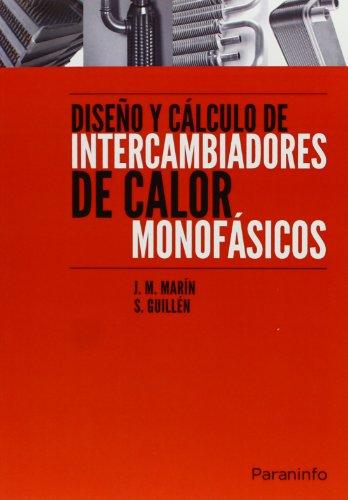 Diseño y cálculo de intercambiadores de calor monofásicos