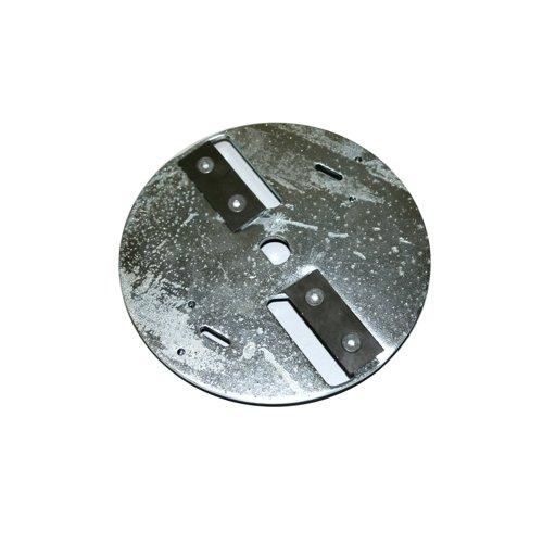 ATIKA Ersatzteil | Messerscheibe mit Messer kpl. für Gartenhäcksler AMF 2500 / AMF 2800 / BioQuick/MHA 2800 / MHD 2800