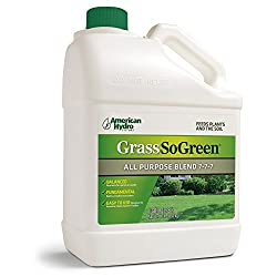 American Hydro Systems F4G-1: Grass So Green