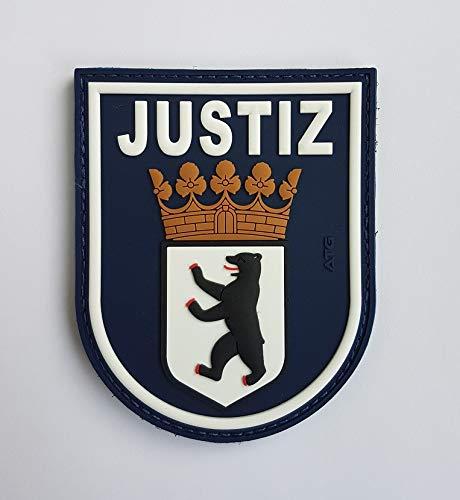 ATG JUSTIZ Berlin 3 D - Parche de Goma