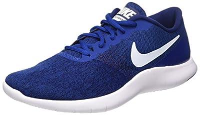 NIKE Flex Contact Mens Style: 908983-400 (7, Gym Blue/White-Binary Blue)