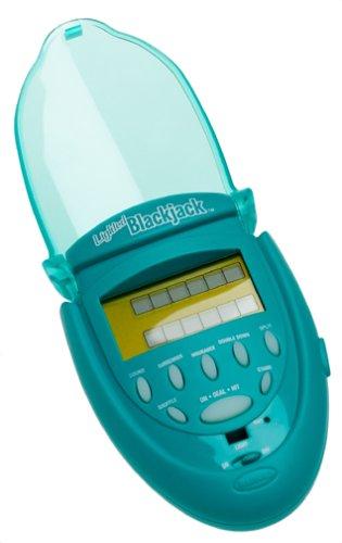 Radica Blackjack Allumé Jeu électronique - Console Portable