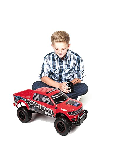 RC Auto kaufen Monstertruck Bild 3: Maisto 581601 - 1:6 R/C Ford F150 Raptor*