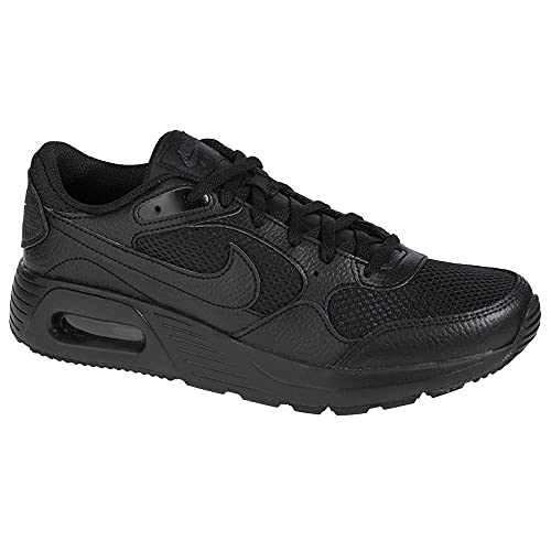 Nike Air Max SC, Scarpe da Corsa, Black/Black-Black, 40 EU