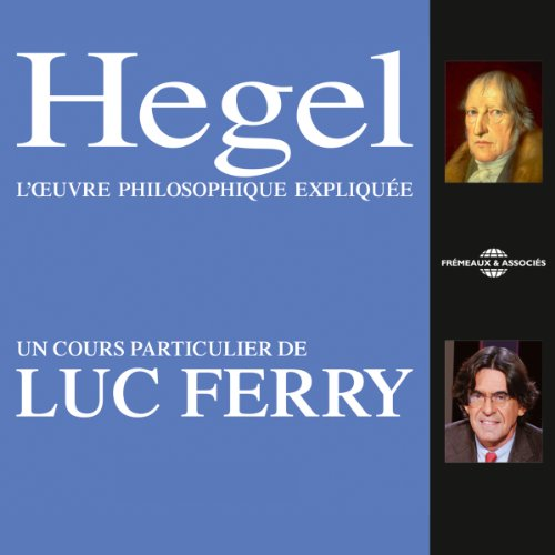 Hegel audiobook cover art