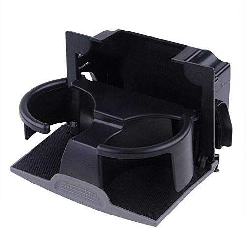 BYWWANG for Nissan Pathfinder 05-15 Xterra 05-19,1Pc Pratical Car Cup Holder Insert Rear Console Cup Holder
