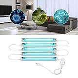220V purificatore d'aria per sterilizzazione lampada UV sterilizzatore luce tubo con presa...