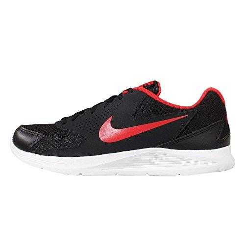 Nike Herren Cp Trainer 2 Turnschuhe, Black (Black (Schwarz/Universität Rot-Weiß), 40.5 EU