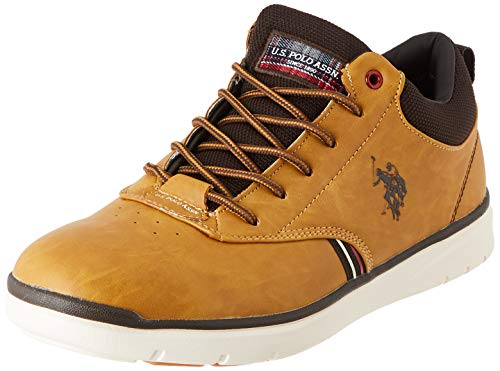U.S. POLO ASSN. CREE, Sneaker Uomo, (Beige (Tan 039), 44 EU