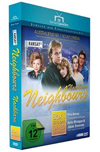Wie alles begann - Box 1 (4 DVDs)