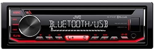JVC Kd-R794Bt 200W Bluetooth - Radio Coche