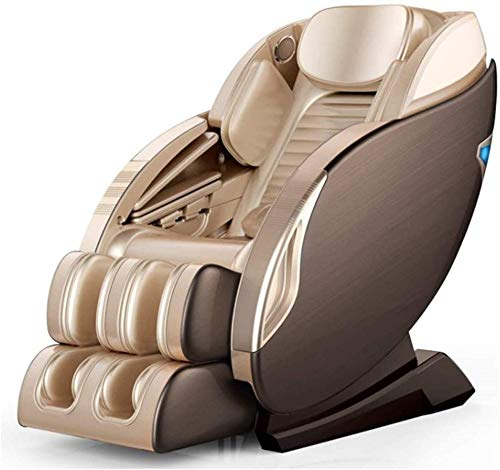 NLRHH Erik Xian Massagesessel 4D Massage-Stuhl Startseite Multi-Funktions-Body Electric Zero Gravity Space Music Sofa Professionelle Massage und Relax Chair Peng