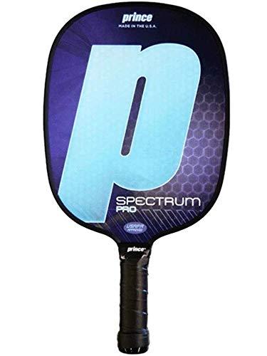 Prince Spectrum Pro Pickleball Paddle   Blue   4 3/8