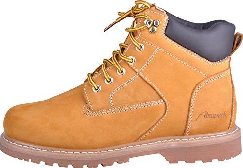 Almwerk Unisex Herbst-Winter-Schuhe mit oder ohne Fütterung