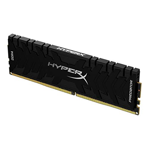 HyperX Predator HX440C19PB4/8 Mémoire RAM 4000MHz DDR4 CL19 DIMM XMP 8 Go Black