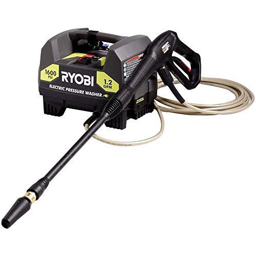 Ryobi 1,600-PSI 1.2-GPM Electric Pressure Washer (Model RY141612)