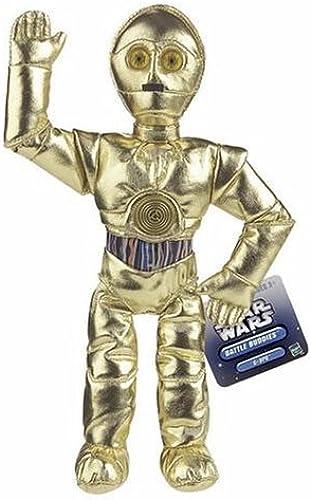Hasbro Star Wars Mini Plush C3-po