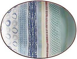 Maxwell Williams Laguna serveringsskål keramik, 35,5 x 27,5 cm