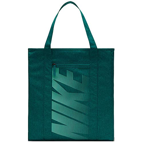 Nike Synthetic 46 cms Blustery/Blustery/Light Aqua Gym Tote (BA5446-467)
