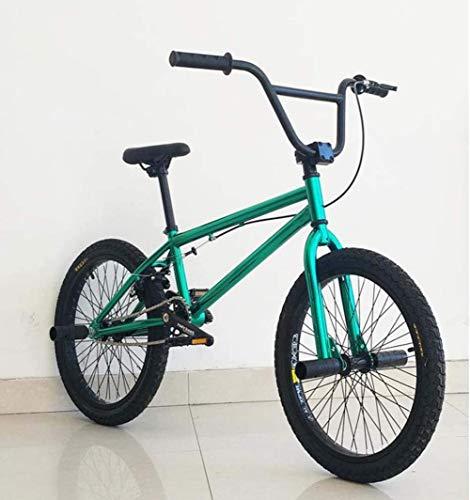 LFSTY Professionnel vélo BMX, débutant Niveau Riders avancée BMX Race Bike, légère en Acier au...