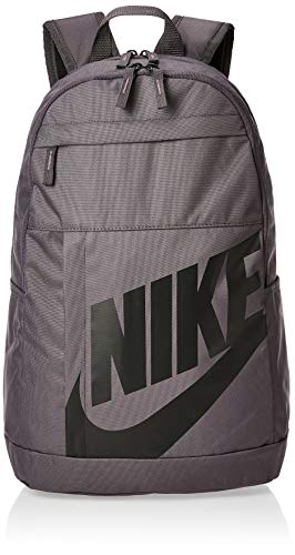 Nike Nk Elmntl Bkpk - 2.0 Sports Backpack - Thunder Grey/Thunder Grey/(Black), MISC