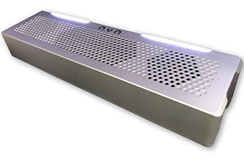 【安心の国内生産・国内サポート】JDSound OVO(オボ/シルバー)USBバスパワースピーカー 充電不要で大音量・高音質・高解像度 ハイレゾ対応【Made in Japan】