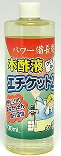 健カンパニー エチケット21 木酢液 クリアタイプ 500ml 120024