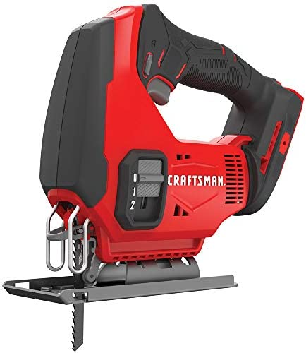 CRAFTSMAN V20 Cordless Jig Saw Tool Only CMCS600B product image