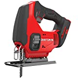 CRAFTSMAN V20 Cordless Jig Saw, Tool Only (CMCS600B)