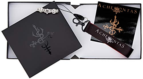 Psychicdeath - Shattering Of Perceptions (Box Set) (Inc. Metal Pin + Keyring + Sticker)